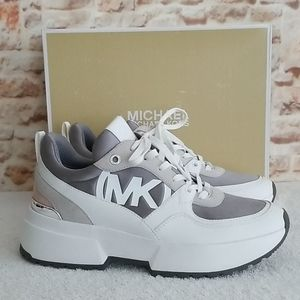 New Michael Kors Ballard Low-Top Sneakers